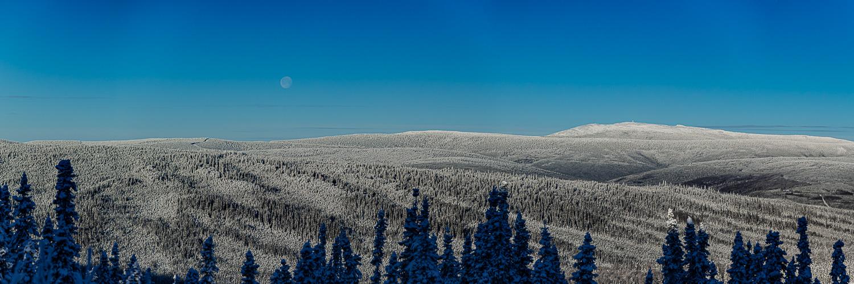 Winter wonder Land Alaska Fairbanks