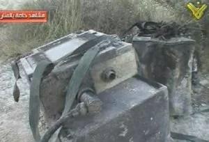Dispositivo descubierto por Hezbollah en 2012 antes de ser detonado por Israel