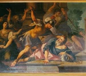 Morte di Priamo