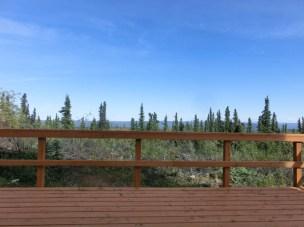 Cedar Lodge Deck