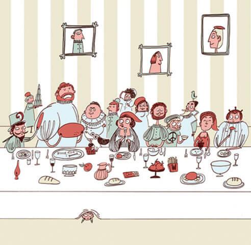 Illustration Aurora Cacciapuoti