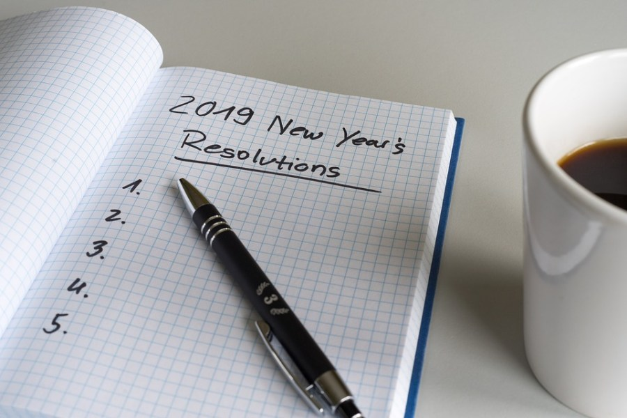 4 New Year's Resolutions Your Chiropractor Can Help You With