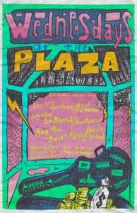 Wednesdays at the Plaza brings free summer concerts to downtown Aurora