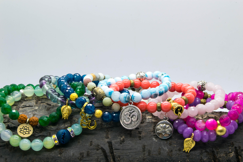 Shanti Charm Bracelet Range For Peace, Tranquility & Inner Calm