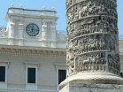 Tower and Clock, Piazza Colonna, Roma - Ch 2