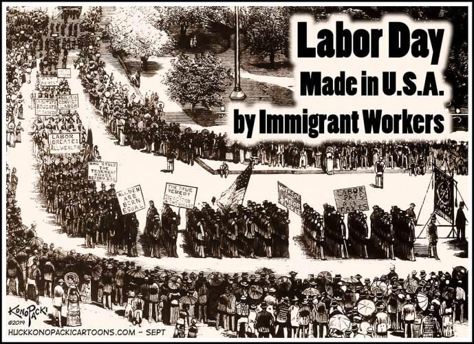 Union Cartoons