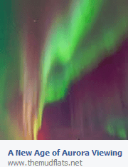 Carl Johnson aurora chasing