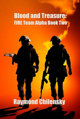Fire Team Alpha Book Two resize