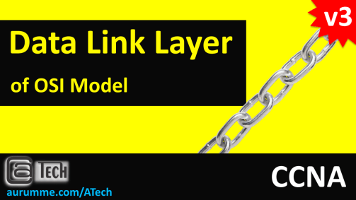 OSI Model - Data Link Layer, ATech, Waqas Karim