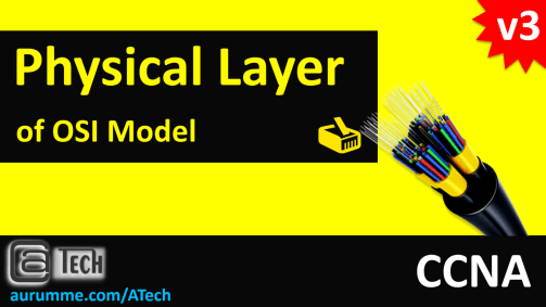 OSI Model - Physical Layer, ATech, Waqas Karim
