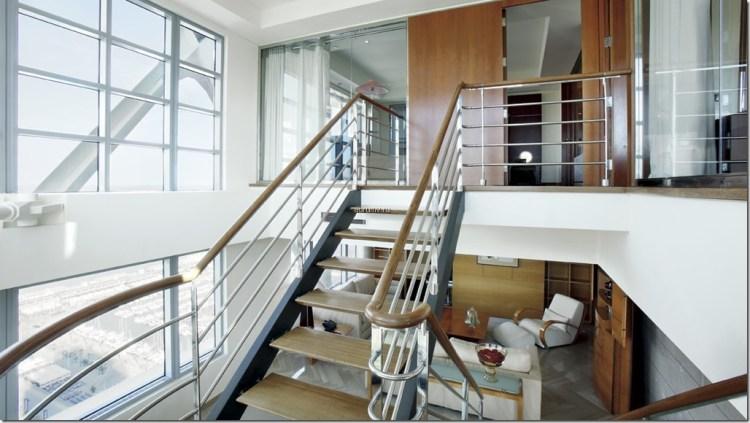 эксклюзивные двухуровневые апартаменты в Москве