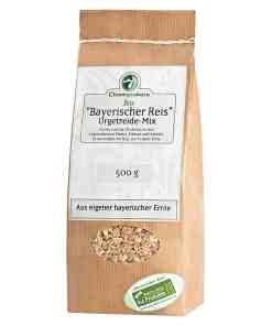 Bio Bayerischer Reis Urgetreidemix von Chiemgaukorn