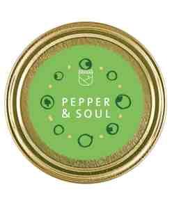 Senf Pepper & Soul von der Essendorfer Genussschmelzerei