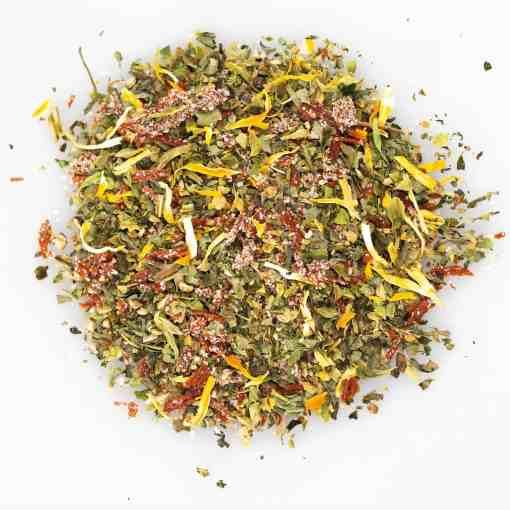 Sonnenanbeeter Salatgewürz von Tante Fine