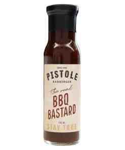 The real BBQ Bastard Sosse von Pistole Hardcore Food