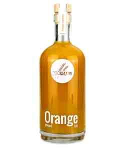 Orange Fruchtlikör von der Brennerei Dieckmann