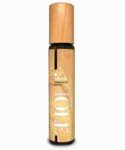 Kaltgepresstes Olivenöl mit Trüffel im Holzdesign von Greenomic