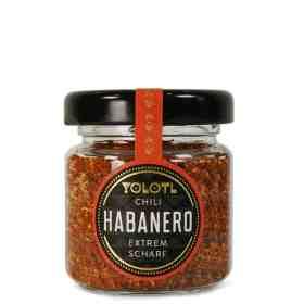 Chili Habanero Flocken von Yolotl