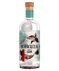 Organic Dry Gin von Kakuzo