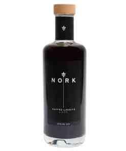 Kaffee-Lakritz-Likör von Nork