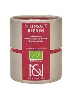 Steinsalz mit Beeren von N&N Rock your food