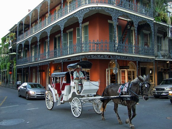in New Orleans