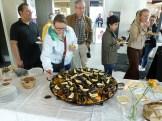 Das Team des Küchenstudio Federl servierte echte Paella