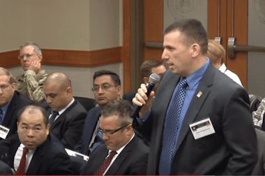 AUSA Chapter Supports US Army War College 2015 Landpower Conference