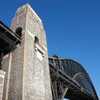 Darling Harbour bridge, Sydney