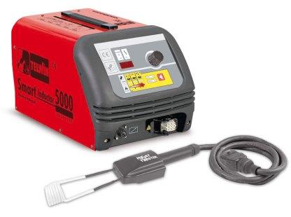 Induktionsheizgerät, Smart Inductor 5000 Twister, 200-240V, 2 Heizspiralen