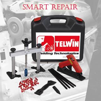 Smart Repair / Lackschadenfreies Ausbeulen