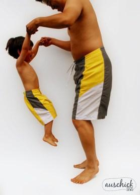 Jalie Board Shorts