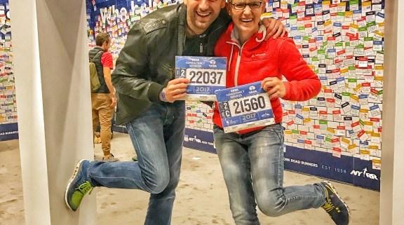 NYC Marathon 2017 - PreRace-Bericht