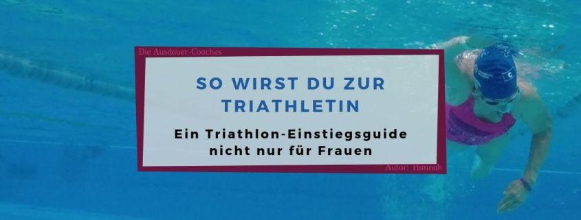 tipps triathlonanfaenger, Frauen im Triathlon