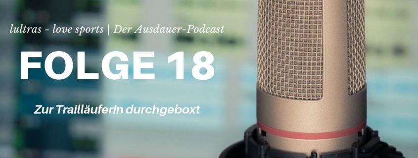 Folge 18 // LULTRAS love sports // Der Ausdauerpodcast mit Hannah und Carsten