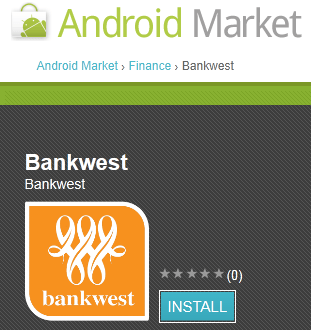Bankwest release Android app - Ausdroid