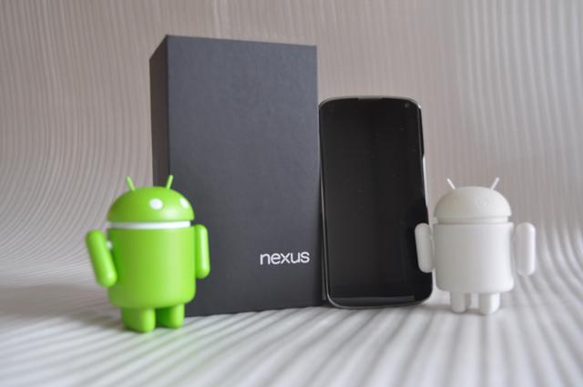 Nexus 4 - Box