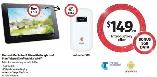 Huawei - Media Pad Lite