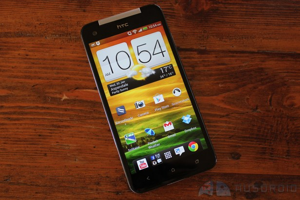 HTC Butterfly (X920e) — Review