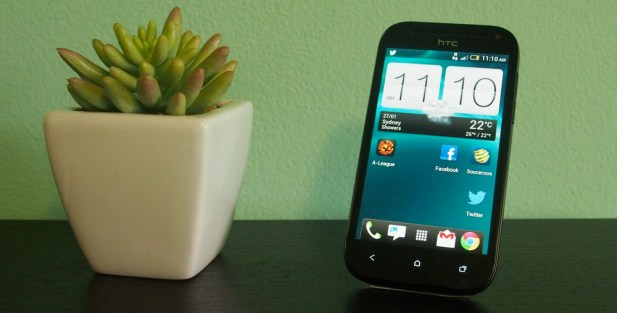HTC One SV — Review