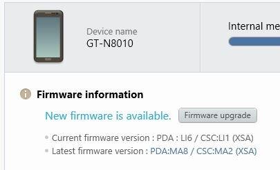 Galaxy Note 10.1 KIes