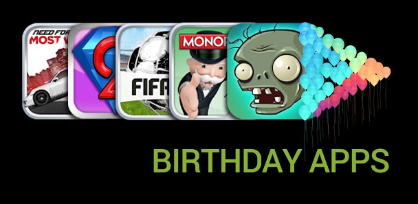 Birthday Apps