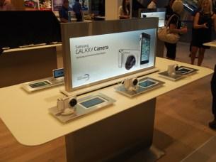 Galaxy cameras