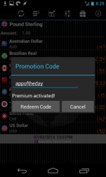 App Of The Day - Promo Code