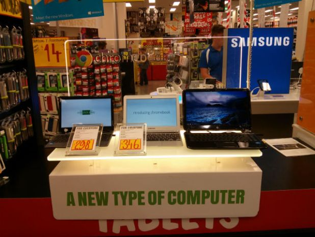 Chromebook Display JB Hifi