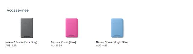 Nexus 7 Travel Covers