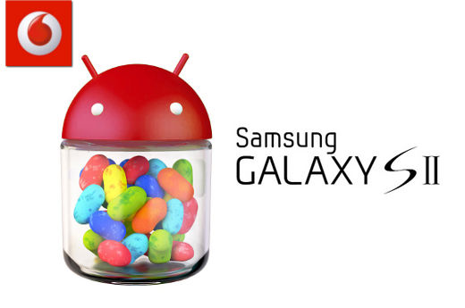 Vodafone Jelly-Bean-galaxy-S II