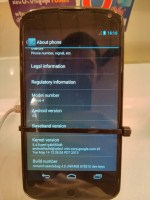 Android 4.3 Settings