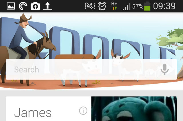 Google Now Google Doodle