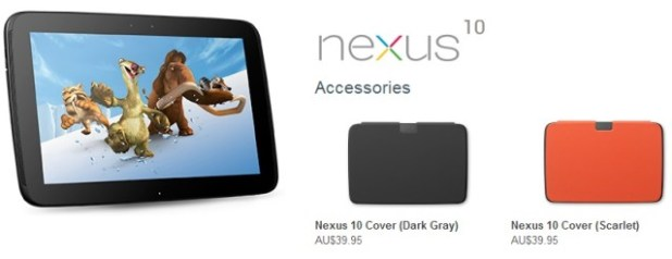 Nexus 10 Covers